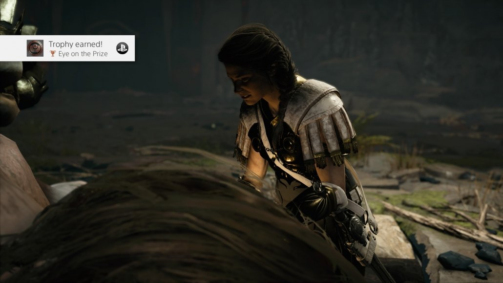 Assassin's Creed Odyssey | Beating the cyclops