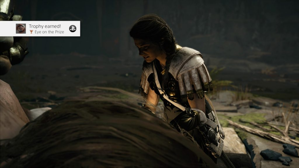 Assassin's Creed Odyssey   Beating the cyclops