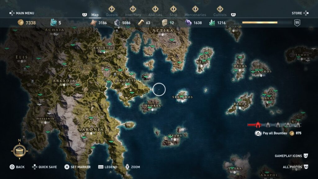Assassins Creed Odyssey Platinum Trophy Review And Helpful Tips