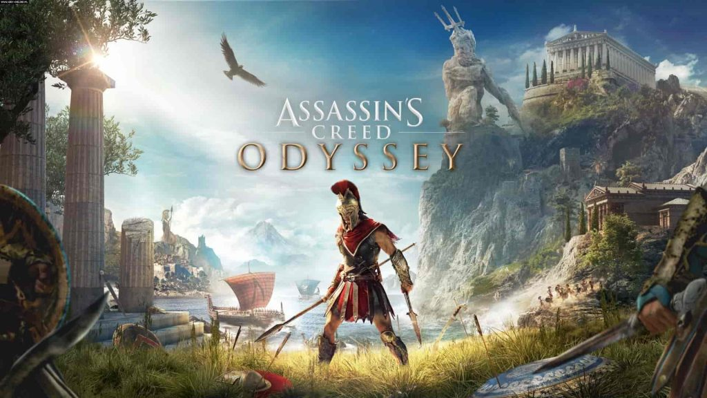 Assassin's Creed Odyssey | Marketing