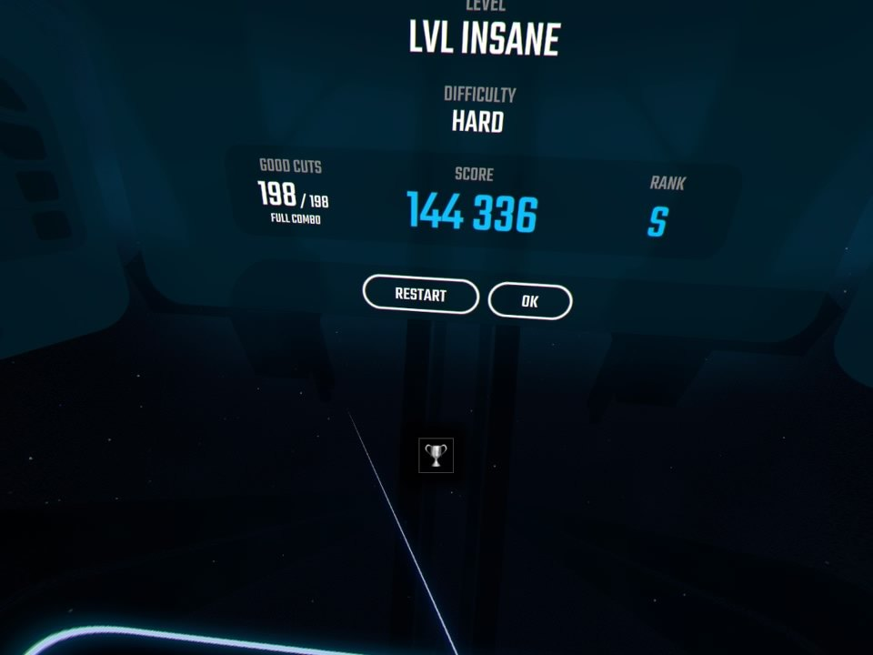 Beat Saber | First S-Rank