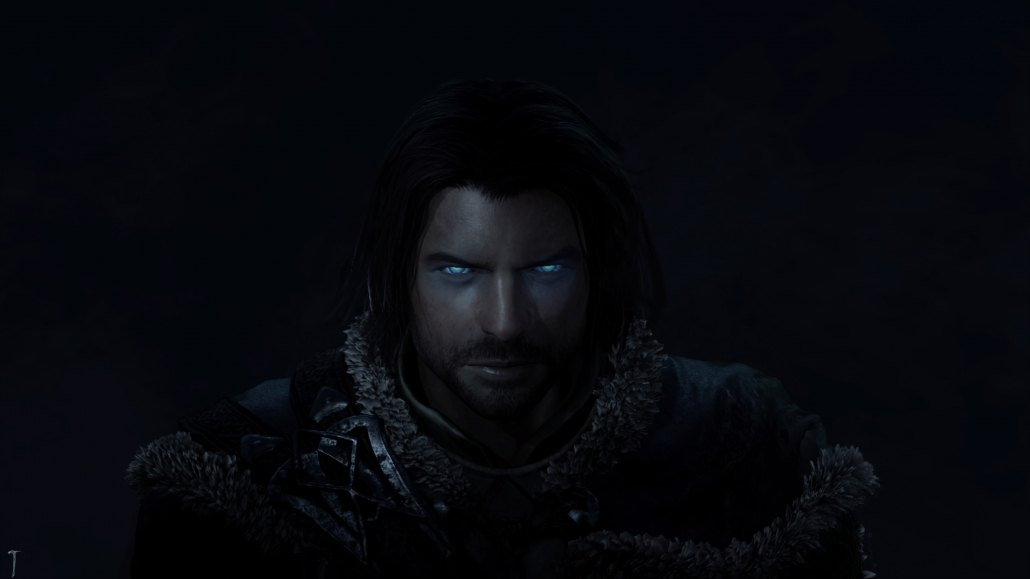 Middle Earth: Shadow of Mordor | Talion face