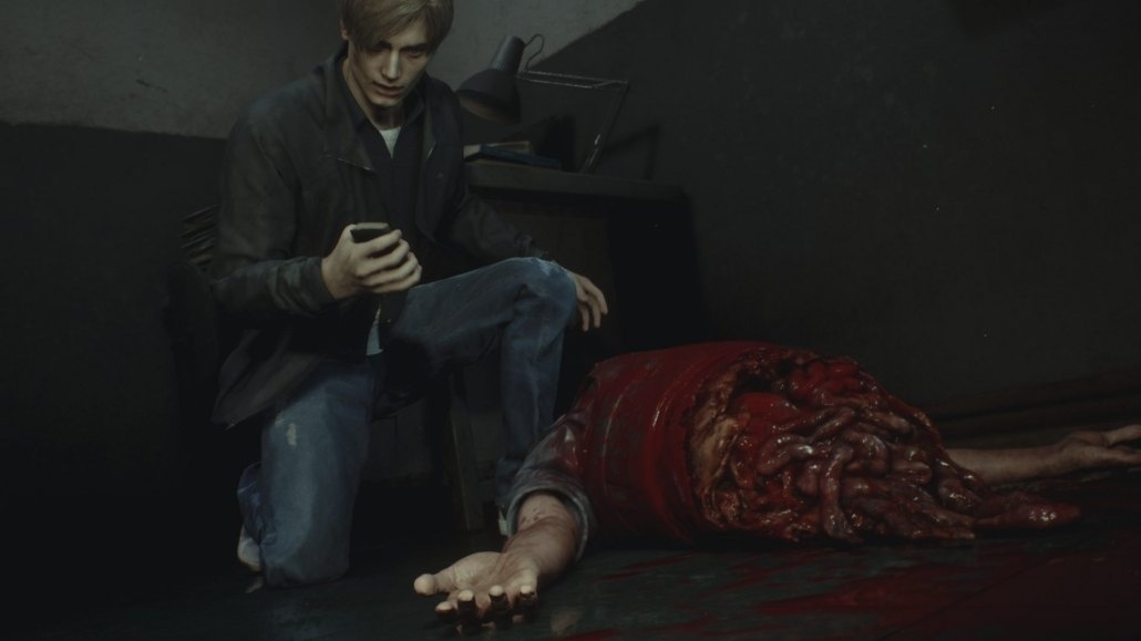 Resident Evil 2 | Half Price Officer