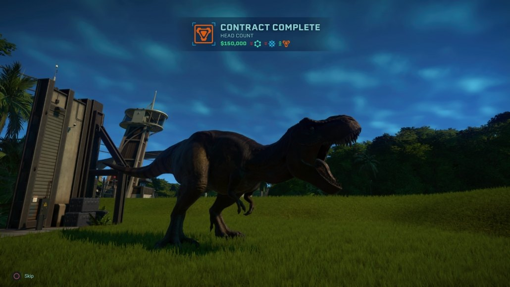 Jurassic World Evolution | T-Rex