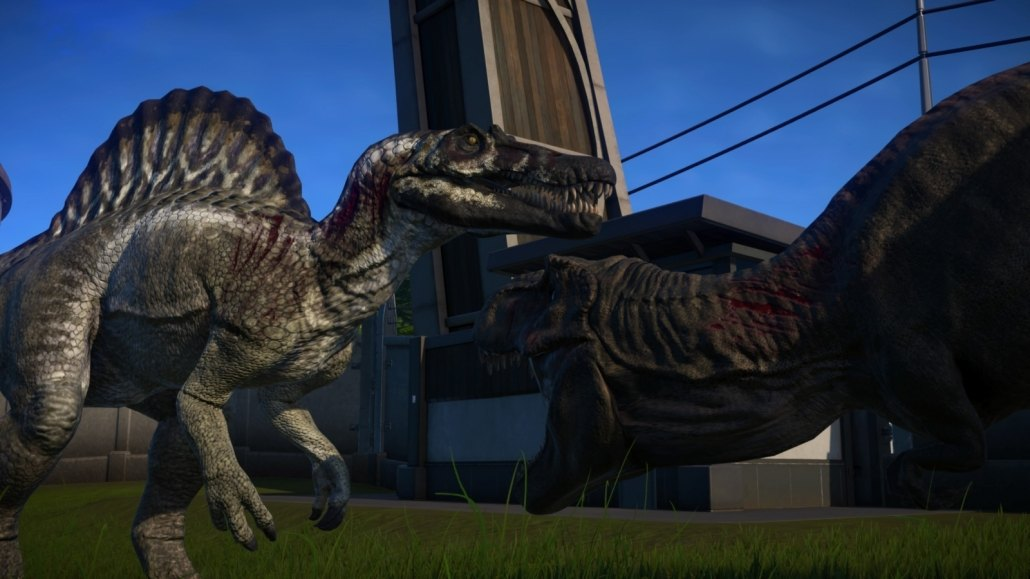 Jurassic World: Evolution 180
