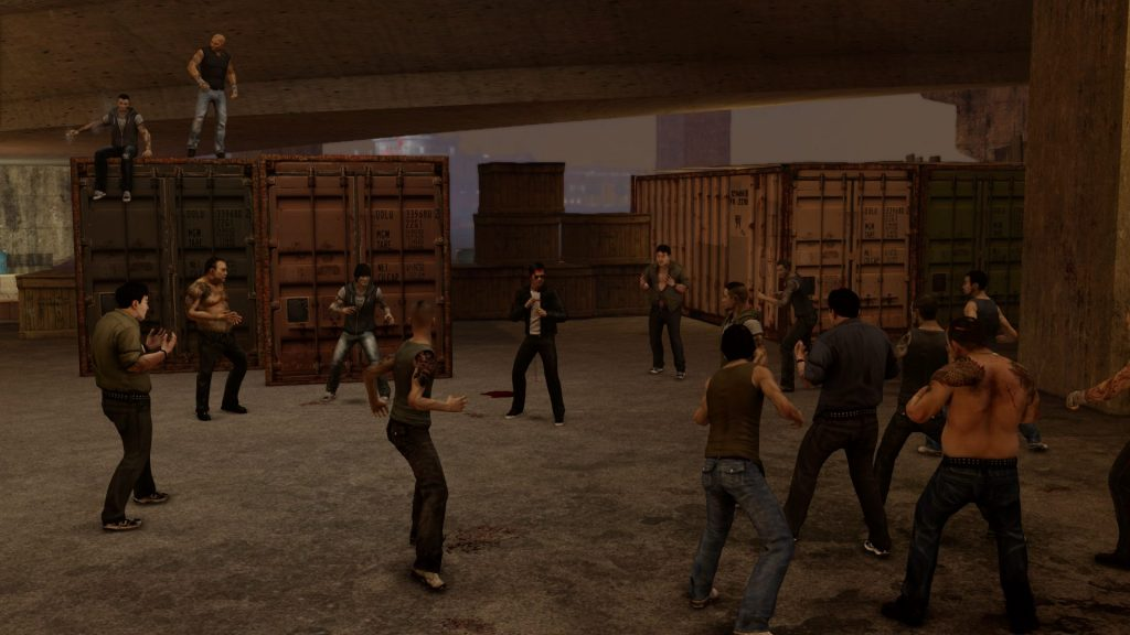 Sleeping Dogs | Fight Club