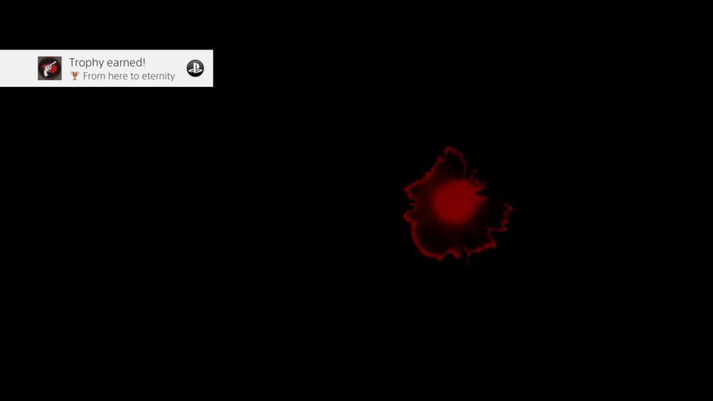 Vampyr from here to eternity trophy screenshot