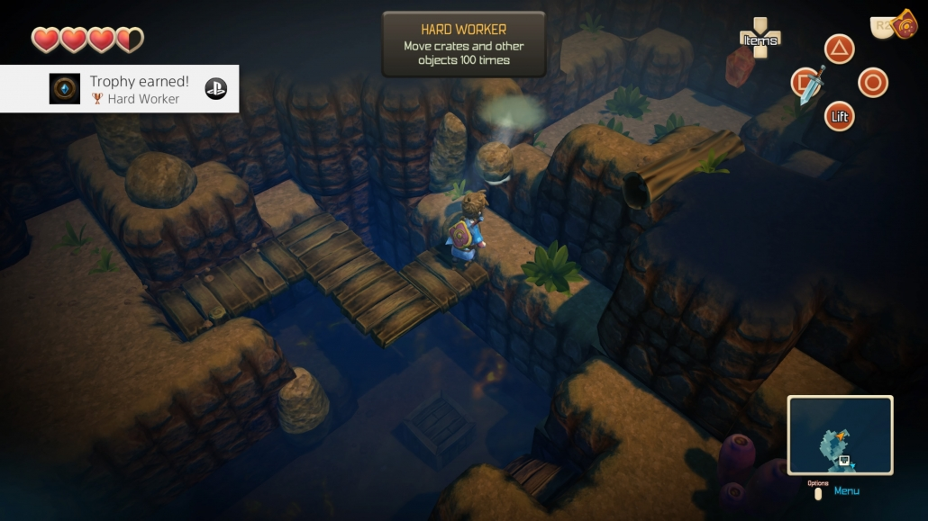 Oceanhorn: Monster of Uncharted Seas 140