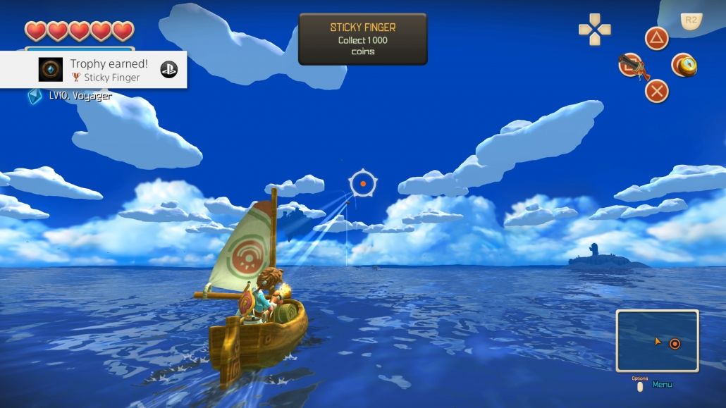 Oceanhorn: Monster of Uncharted Seas 146