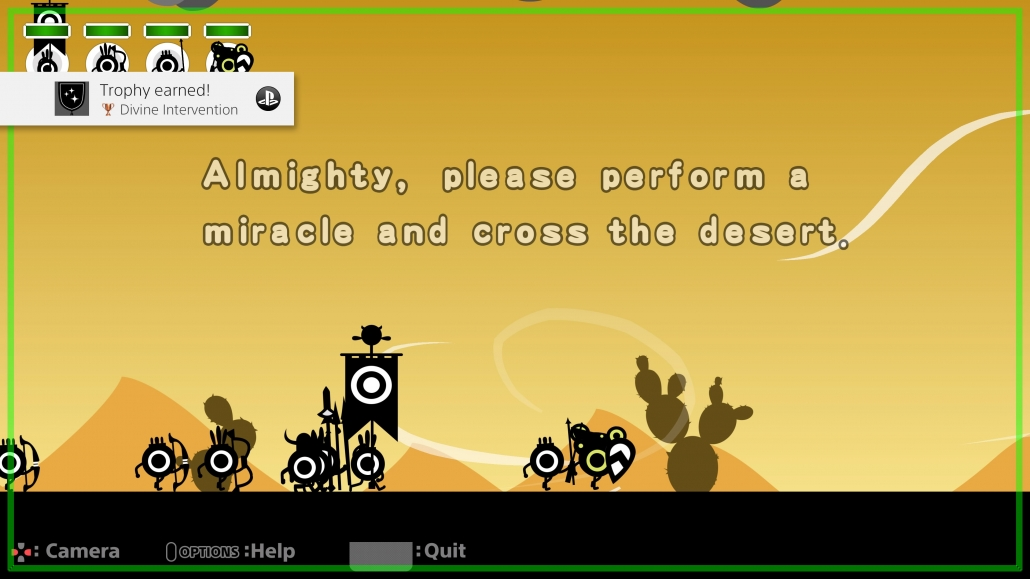 Patapon Remastered Trophy Guide 35