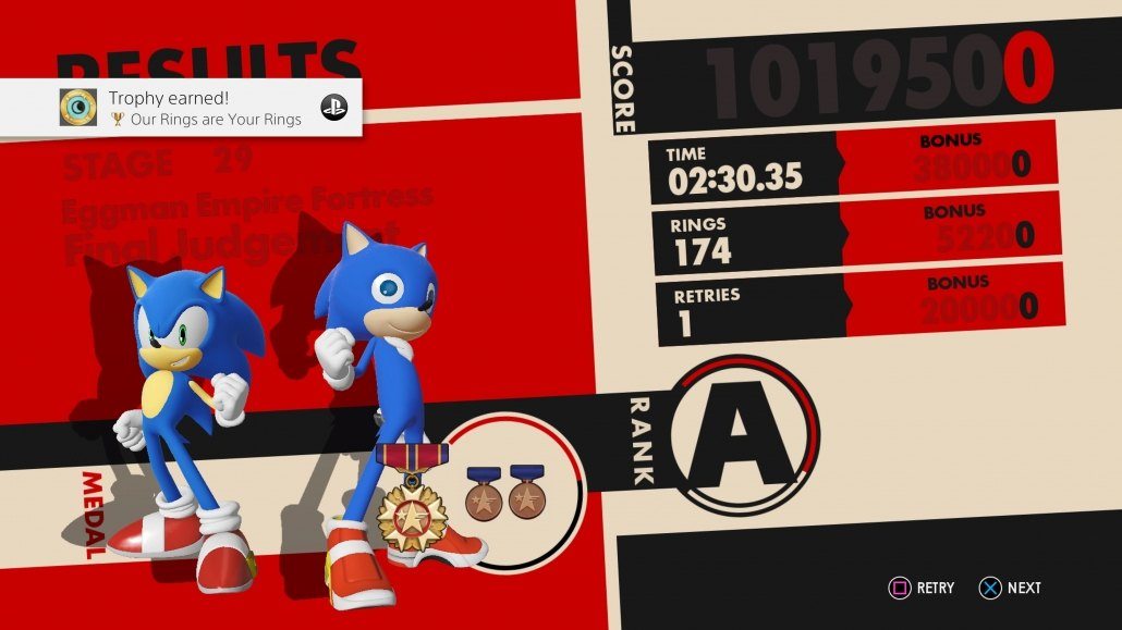 Sonic Forces 107