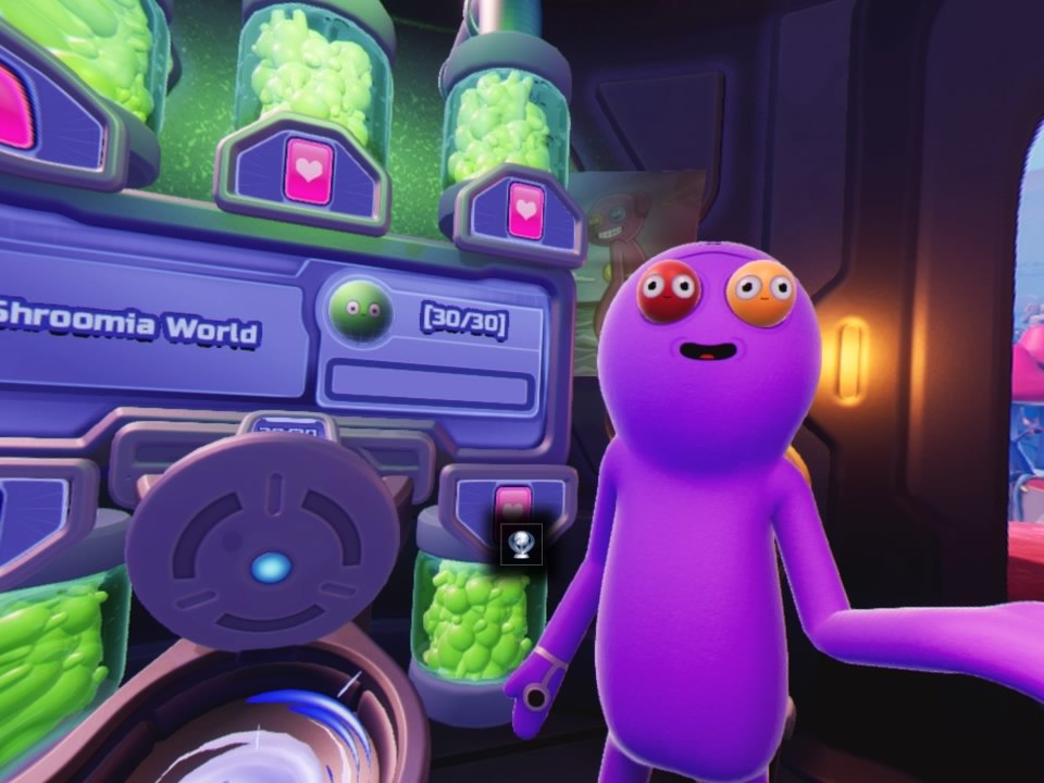 Trover Saves the Universe 33