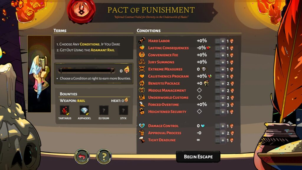 Hades Pact of Punishment